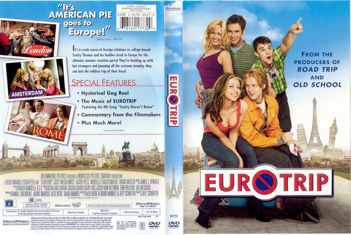 [好雷] 歐洲任我行/歐洲派 EuroTrip (2004)