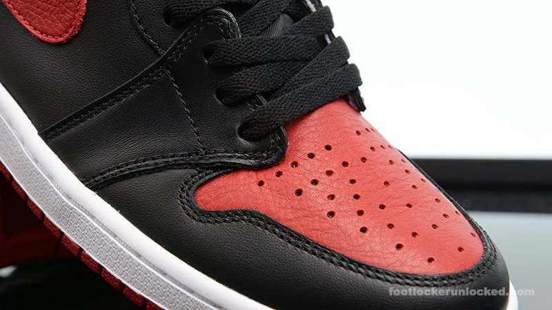60004c1a98e2 Here is a detailed look at the  banned  air  jordan 1 retro high ...