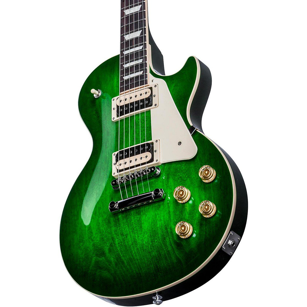 Musicians Friend On Twitter Check Out This Gorgeous Gibsonguitar Classic Gibson Guitar Wiring Schematics Les Paul 2017 T In Green Ocean Burst Https Tco Ikdtshbi6i