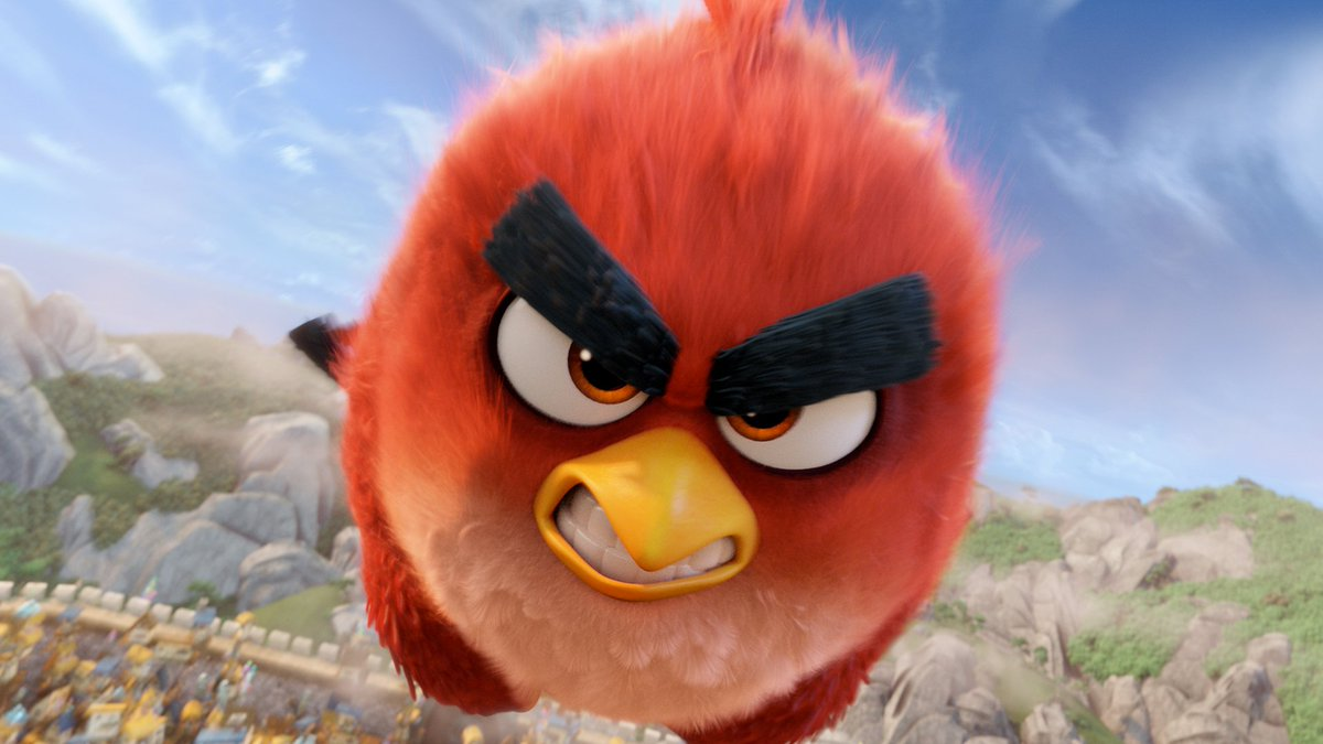 Preview Film: The Angry Birds Movie (2016) – Edwin Dianto