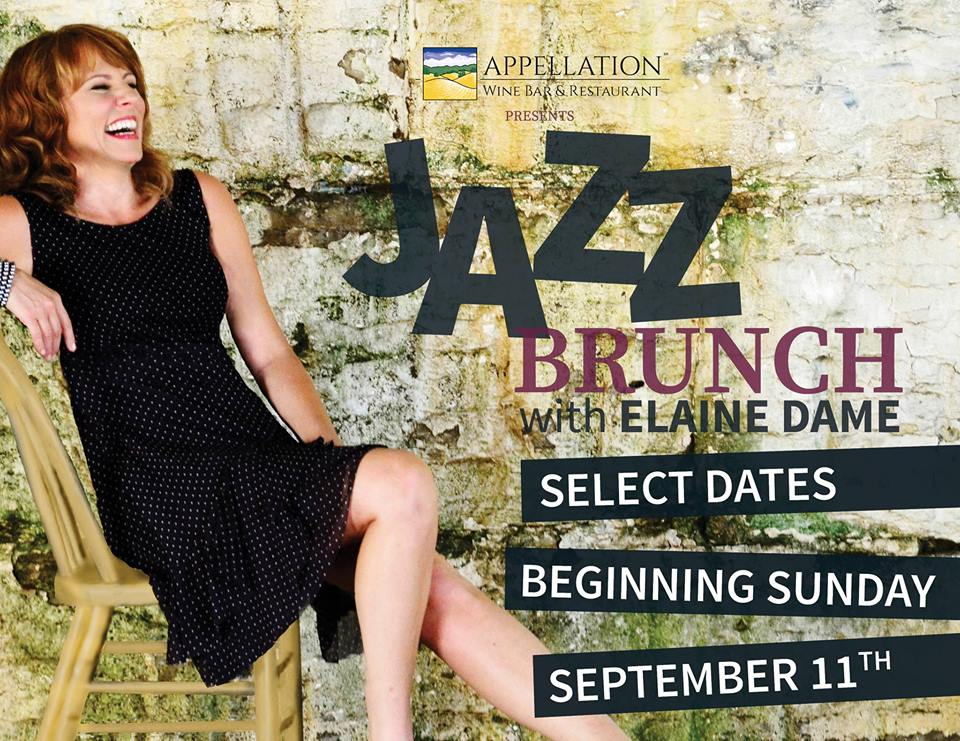 #SundayBrunch @AppellationChi Please join on Sept. 11th for #Bottomles...