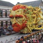 ラスボス感ハンパないwオランダに巨大ゴッホの顔面が現れる!