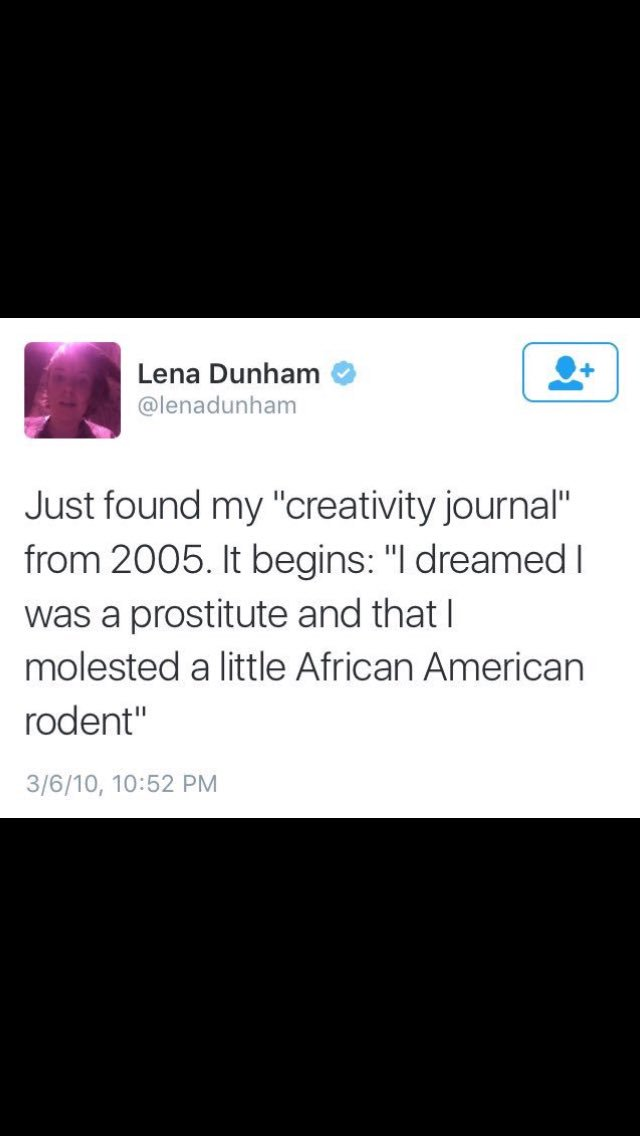 why does everyone hate lena dunham