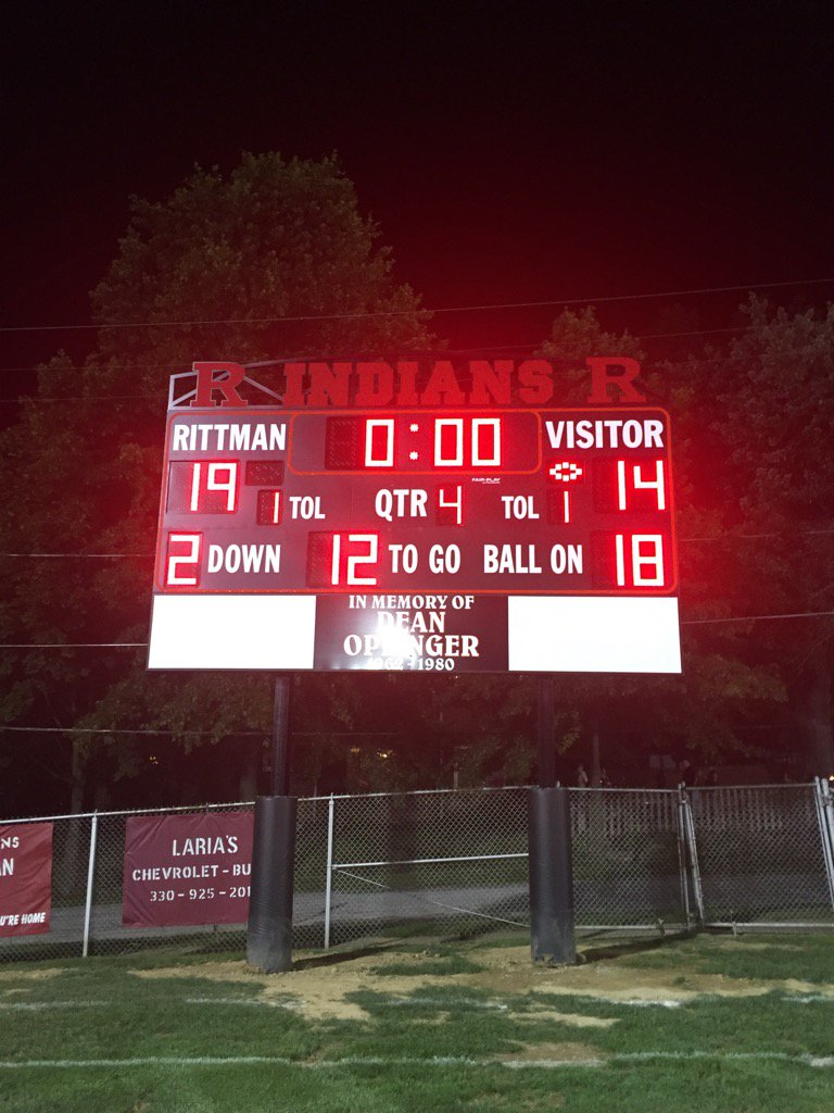 Rittman Indians take down South Central tonight! Way to go! #rittmanproud