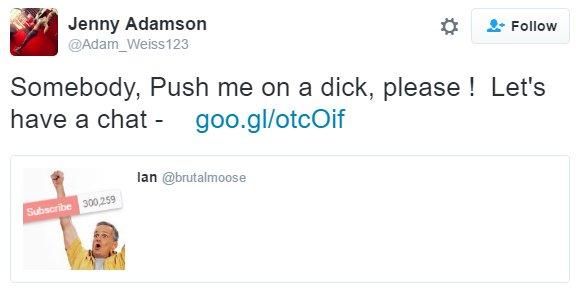 Porn bots twitter