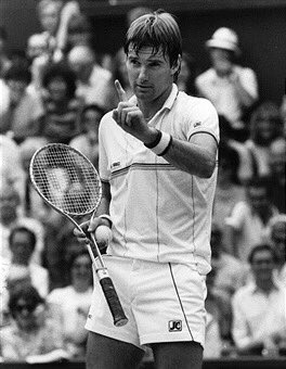 Jimmy connors is an asshole