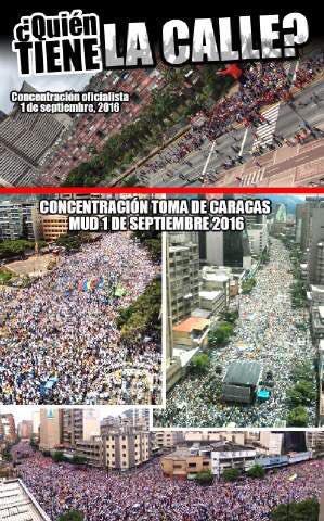 Así engaña Maduro a los chavistas: El gran vacío de la avenida Bolívar  Video: https://t.co/Gd7P5LAXhY https://t.co/3e8gp44yFO