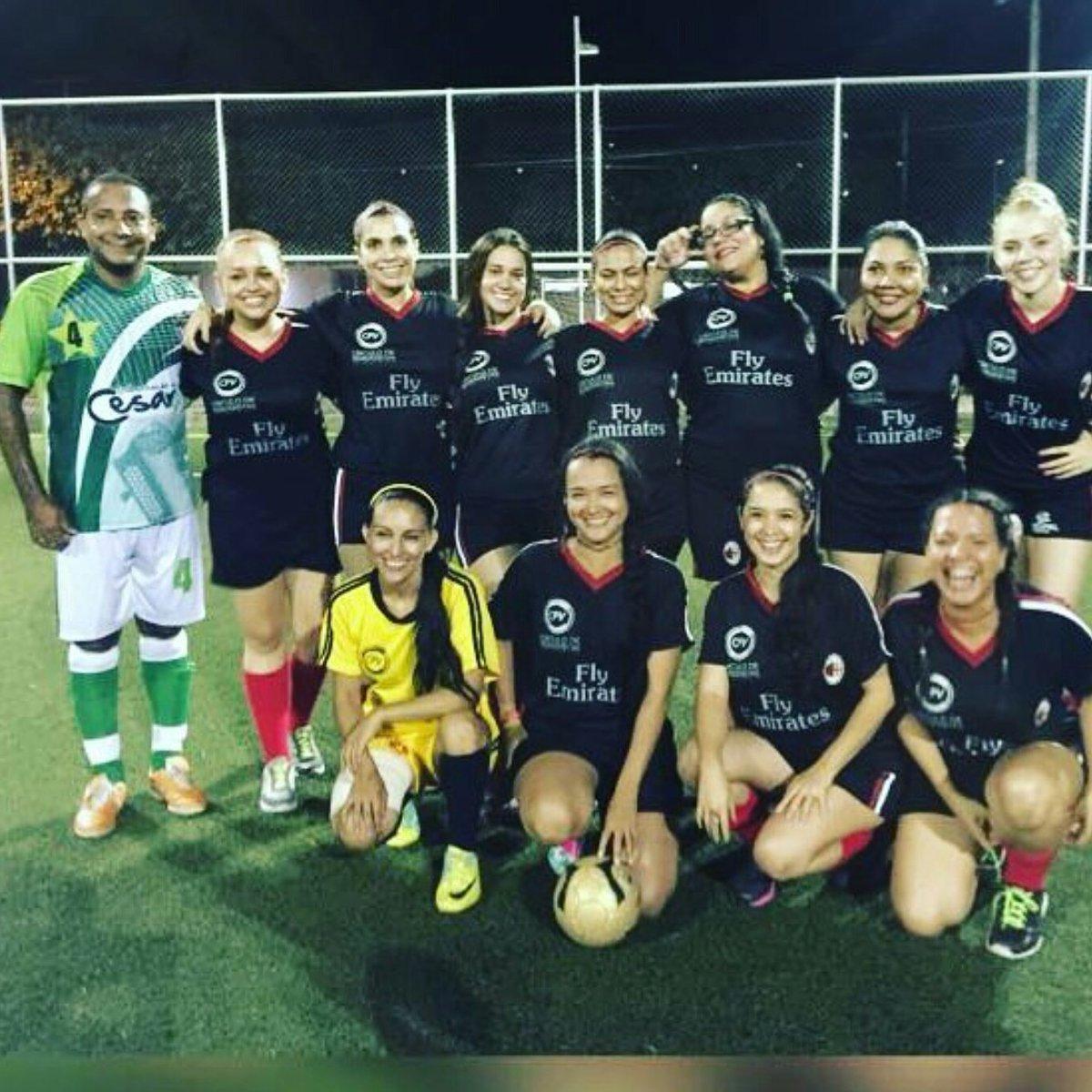 Mildreth Zapata On Twitter Excelente Noche Jugar Futbol Con Estas