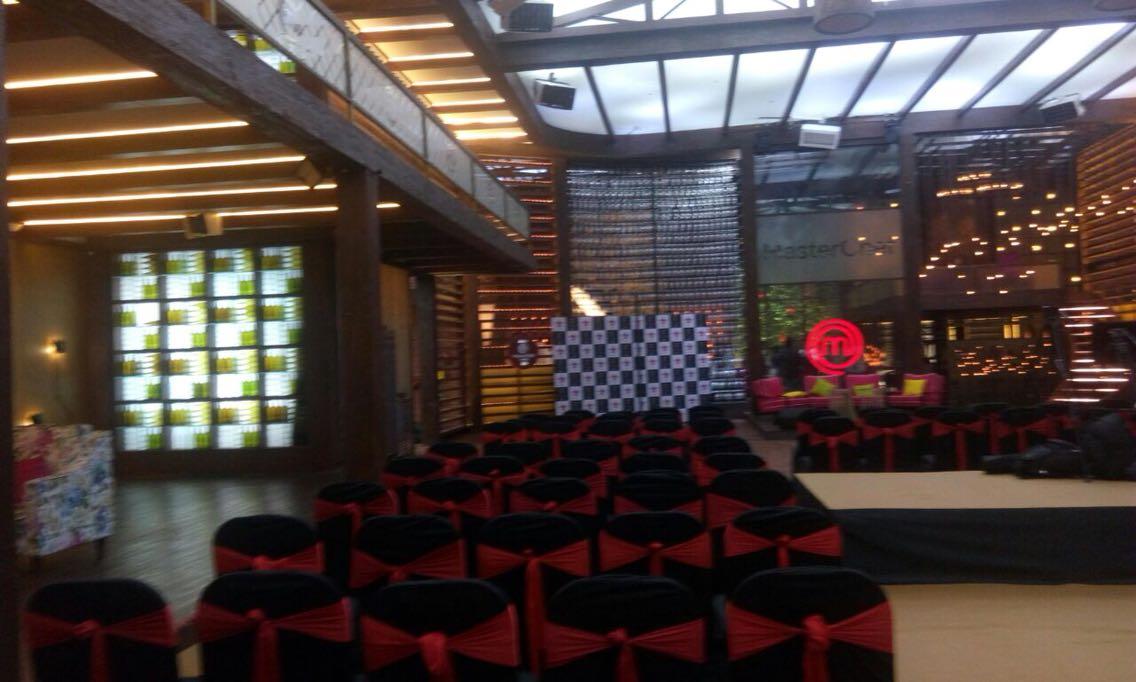 Elegant Set Area of MasterChef India 5 (twitter.com)
