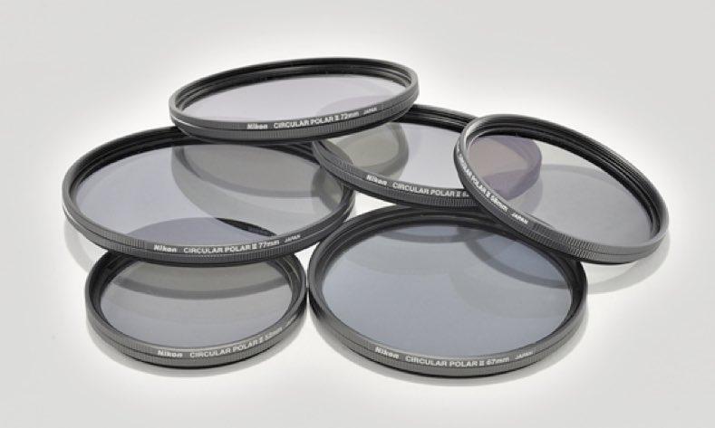 filtro polarizzatore quando utilizzarlo