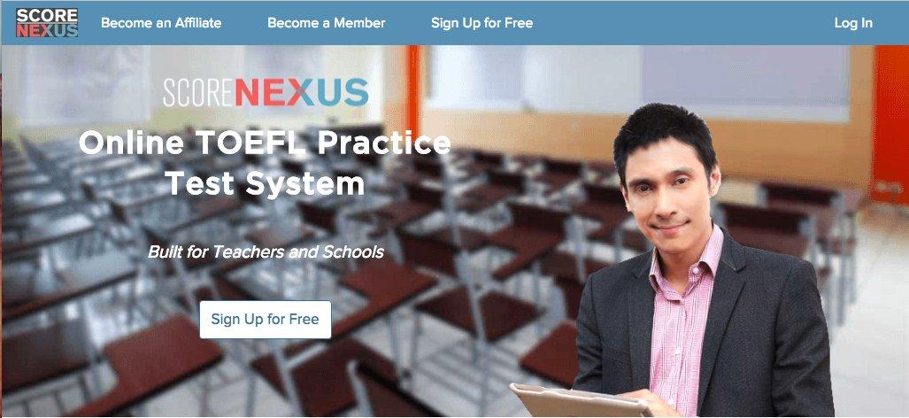 ScoreNexus TOEFL (@ScoreNexus) | Twitter