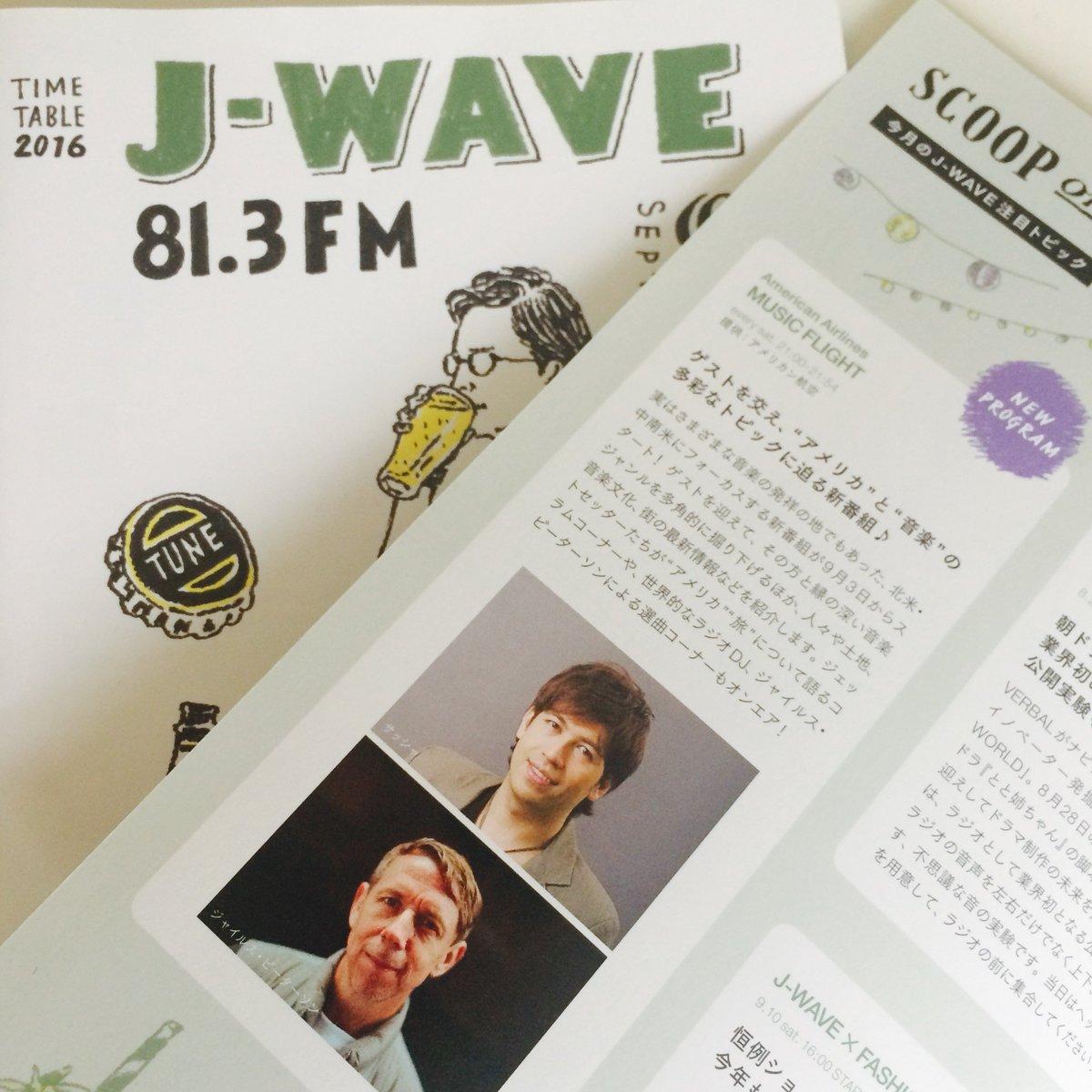 ジャイルス・ピーターソン@gillespeterson が #jwave にカムバック!毎週土曜夜21時OAのMusic Flight @AAMF813 にて「Music Souvenir」=とっておきの音のお土産をセレクト♩ https://t.co/bjrcaSZXl4