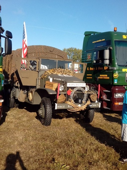 RT @cubcampaigner: Morning all we are @Truckfest_Live at @Hopfarm . come and say hello to vera https://t.co/AtWnus9efP