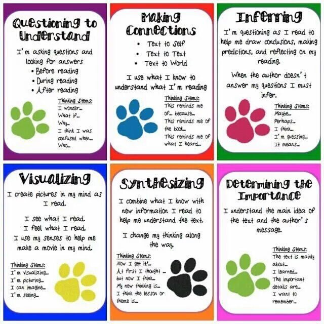 Impact On Twitter Awesome Question Mat For Reading Comprehension