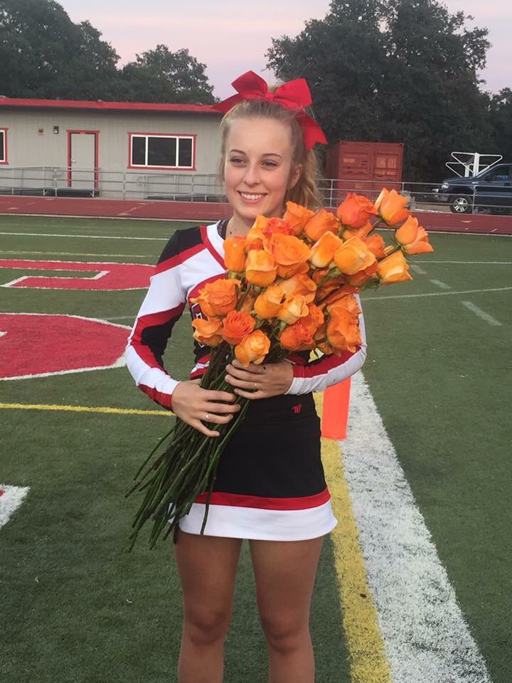 Cheerleaders and football players orgy celebration - 5 2