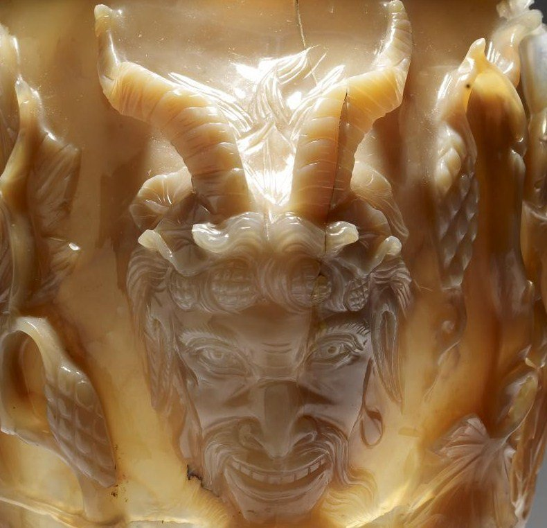 Michel Lara On Twitter The Rubens Vase Agate Gold Carved