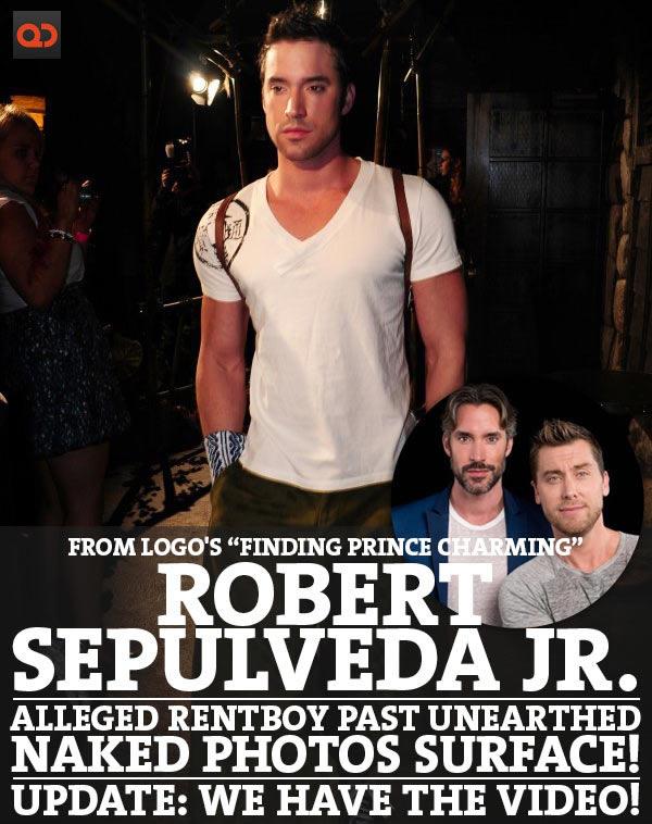 Robert Sepulveda gay Porr