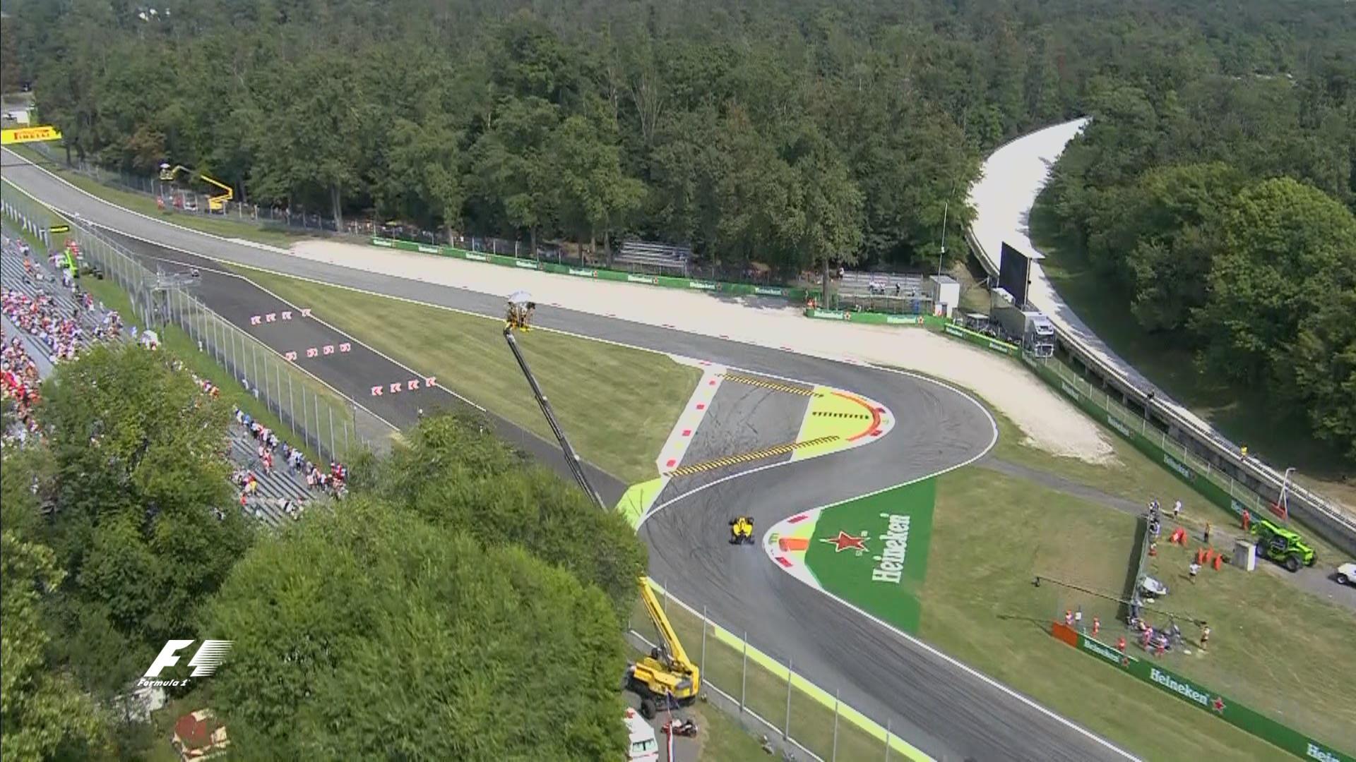 Previo de Fórmula 1 GP Italia / El circuito más veloz de la Fórmula 1