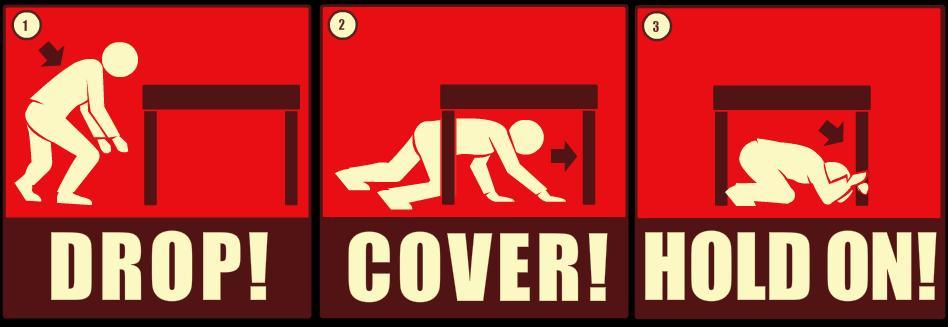 Do you know how to stay safe during an earthquake? https://t.co/vQOy75uNxS…/Prepar…/Preparedness_-_Earthquakes.html https://t.co/d8ZZSI13z0