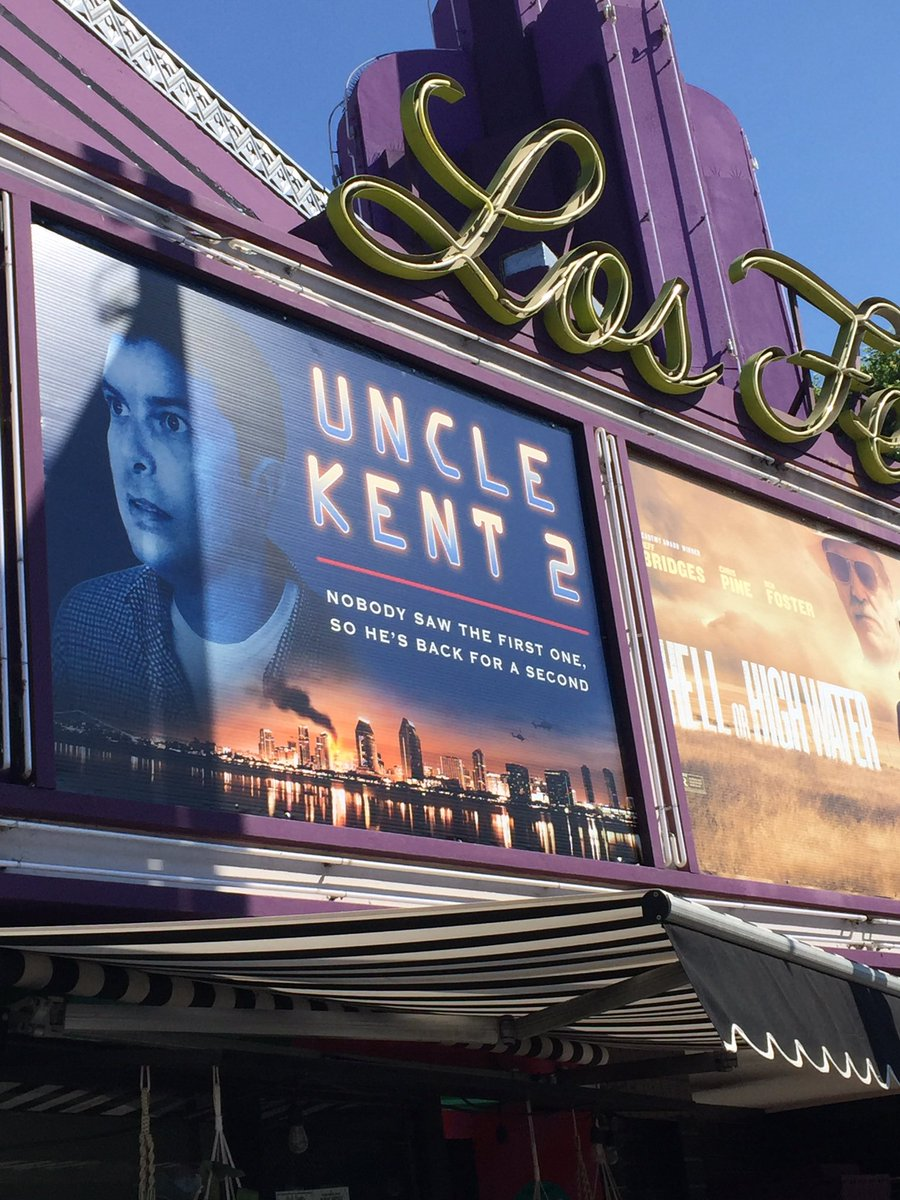 What the hell is Uncle Kent 2. Is this a fake movie https://t.co/ZOoSMHLj7L
