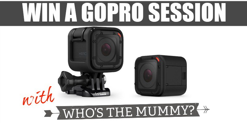 #Win a #GoPro Hero Session in this awesome #comp from @swhittle - https://t.co/7pLmedaRHV https://t.co/KtNbFn18yX