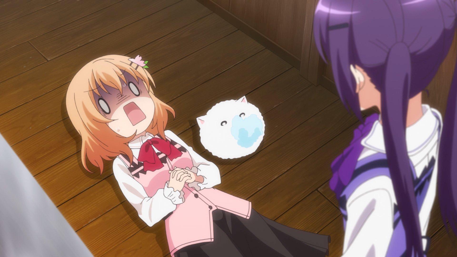 TVアニメ「ご注文はうさぎですか??」