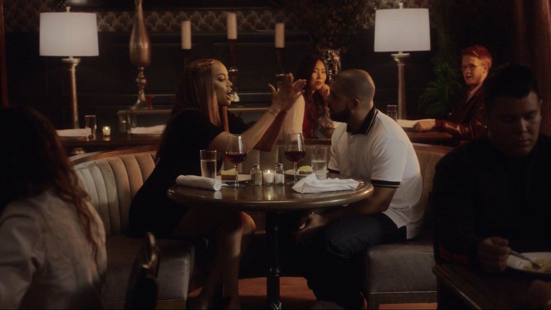 """I call you Aubrey. Your mom calls you Aubrey. These bitches call you fucking Drake."""