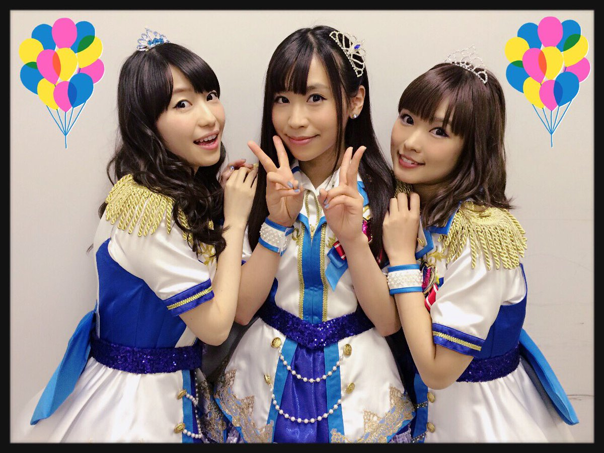『THE IDOLM@STER CINDERELLA GIRLS 4thLIVE TriCastle Story』今日は我らがTriad Primusの松井ちゃんが出演(*´罒`*)ニヒヒ♡奈緒ーしっかりねー!#imas_cg pic.twitter.com/GOFlrHhoY3