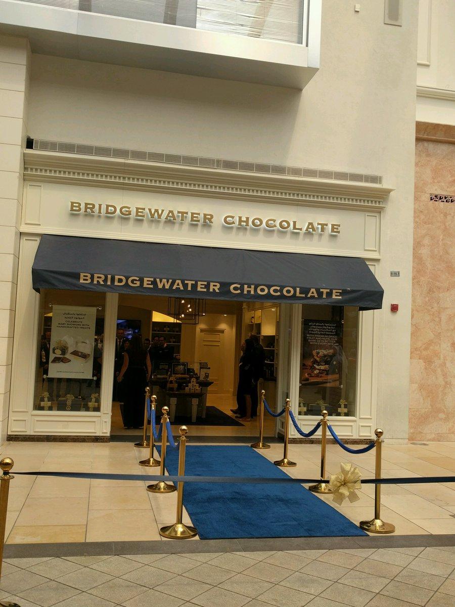 bridgewaterchocolate hashtag on Twitter