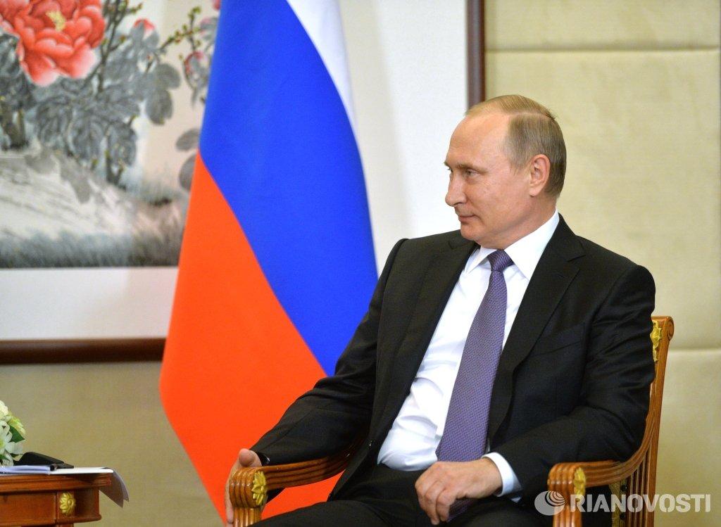 Объявлено о приезде Путина в Красноярск с проверкой