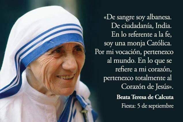 Iurisetdeiure On Twitter Hoy Beatificación De La Madre