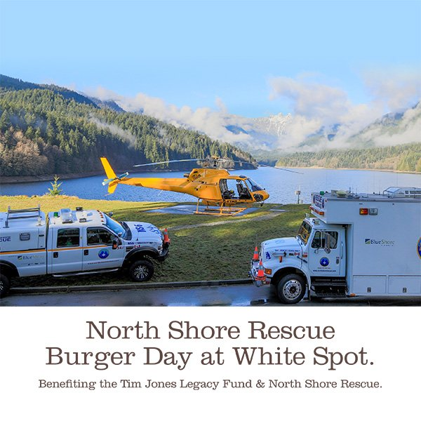 Support @NSRescue on Sept 10! We'll be donating $1 from every burger entrée sold at our North Shore locations! https://t.co/9Bs7PDwKXG