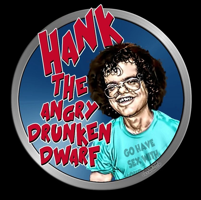 We lost #Hank 15 years ago today. Let's try to get this hashtag trending today in his honor & memory #HankTheDwarf https://t.co/eVY70UIuML