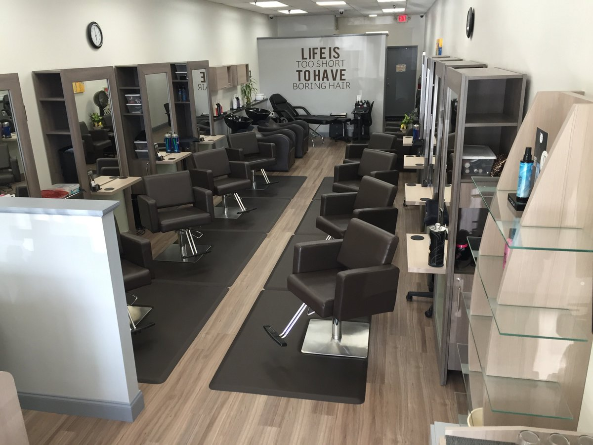 Welcome To Our Brand New Full Remodeled Hair Salon! 4394 Northlake Blvd, Palm  Beach Gardens FL 33410pic.twitter.com/pyXdLvFDLc