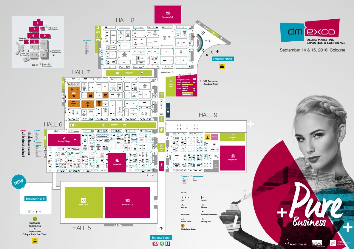 Dmexco On Twitter The Dmexco Floorplan 2016 Is Now Available Please Check It Out Https T Co Y3ud1vv41a