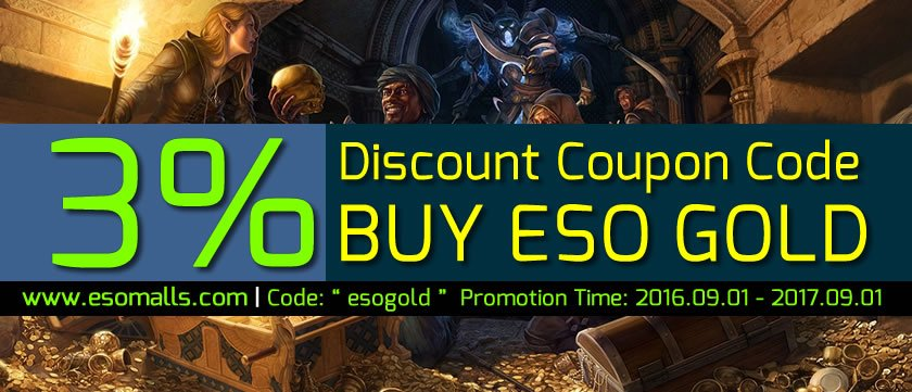 Eso gold coupon