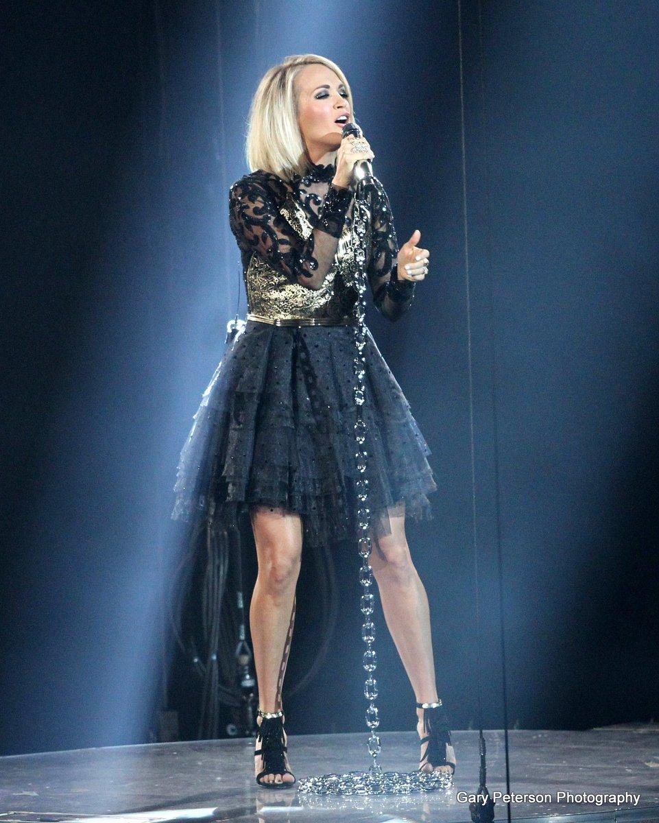 Carrie Underwood Storyteller Tour Setlist