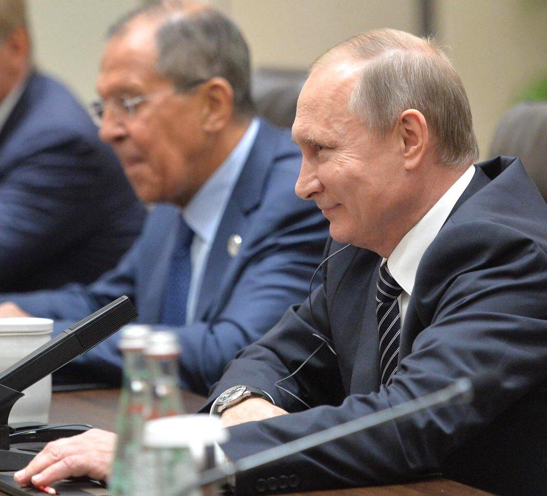 Путин иОбама обсудили Украинское государство иСирию