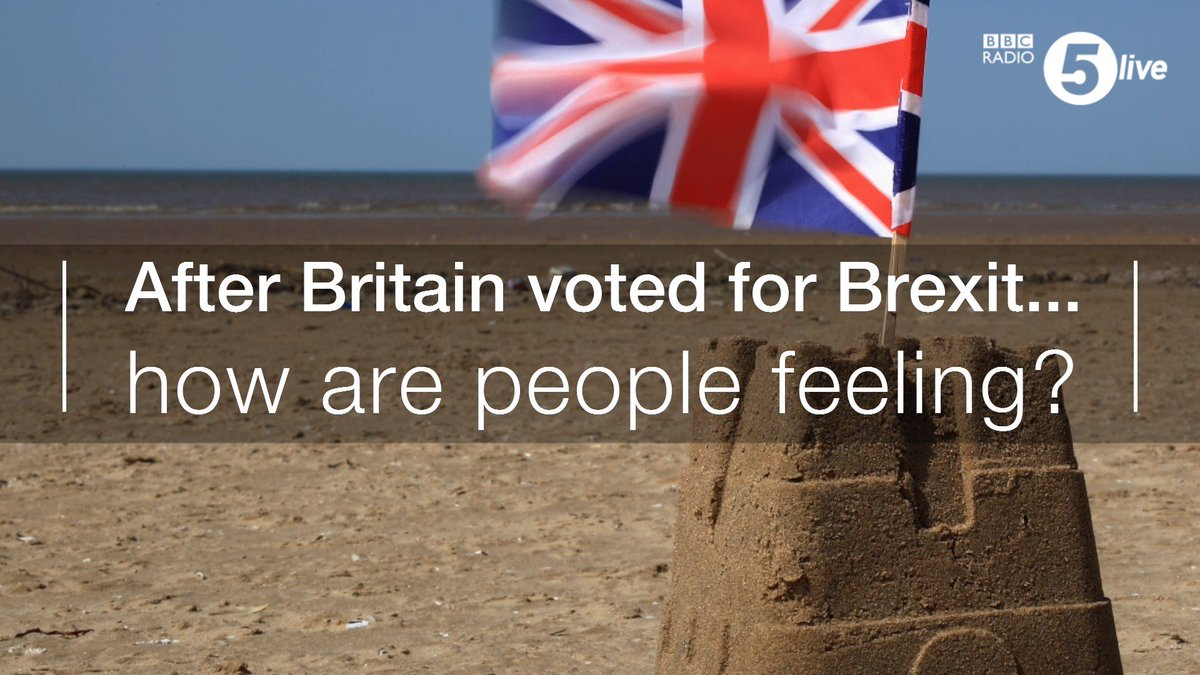 """BBC Radio 5 Live On Twitter: """"How Are People Feeling About"""