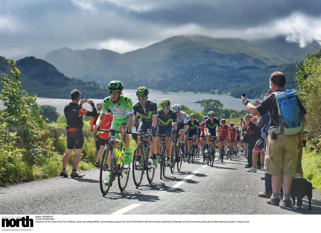 #tob2016 showcasing beautiful #Cumbria |fantastic photo as always @PaulKingstonNNP  https://t.co/VziUriIf7Z https://t.co/oXTBArXEsO