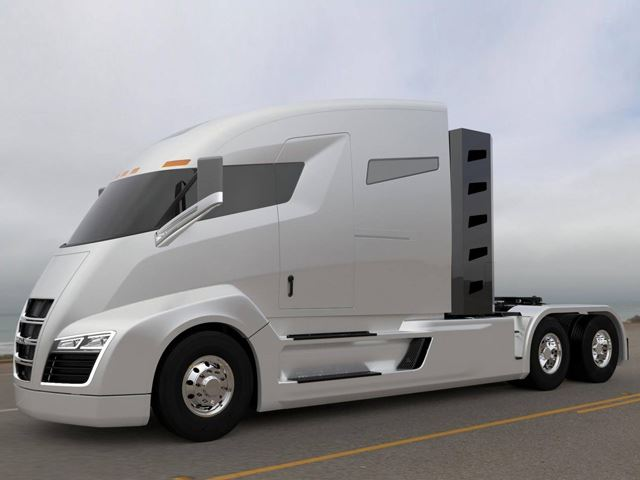 The Future Of Transport Rigs Semis 18 Wheelers Tractor Trailers These Are Road Behemoths Pic Twitter Qnnuyoe2le