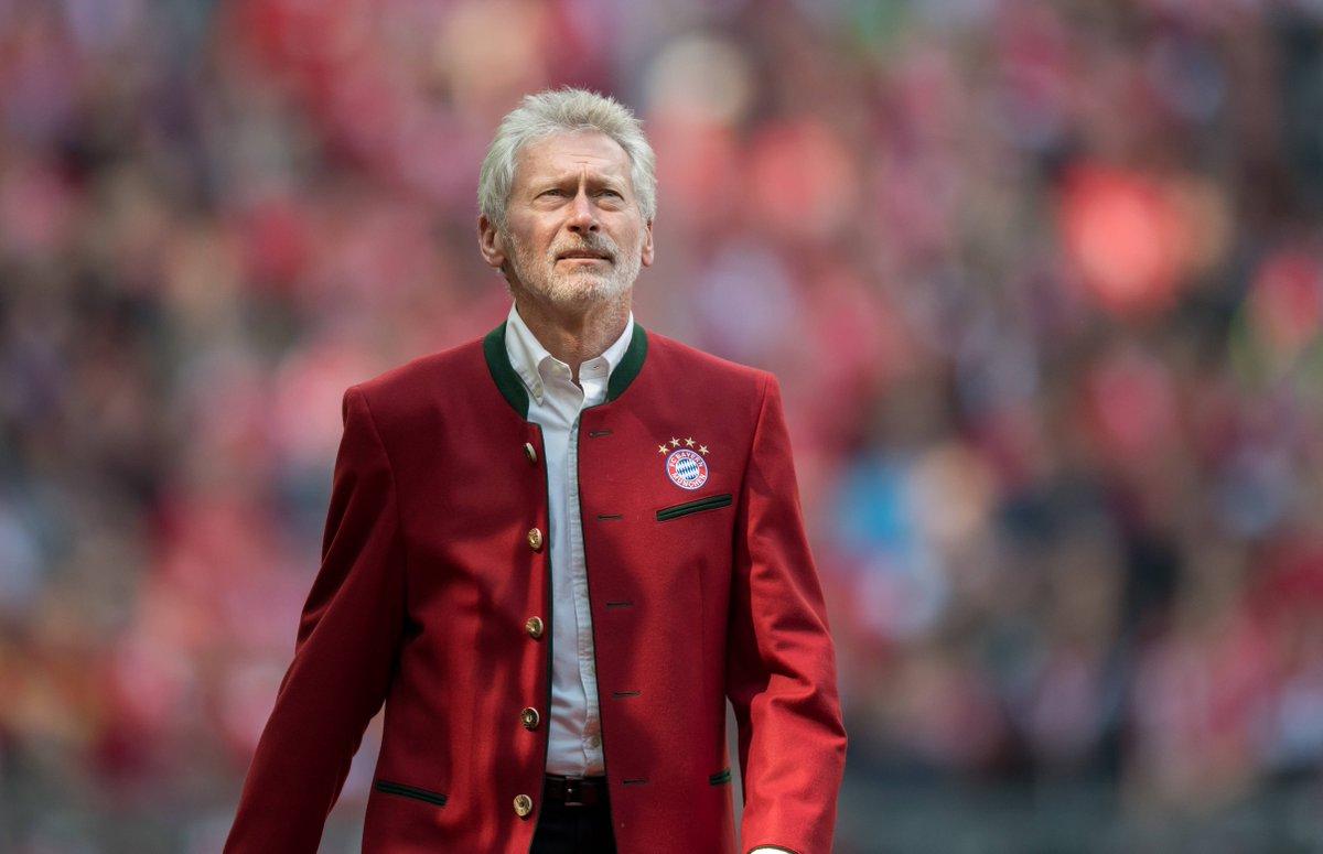 """FC Bayern München on Twitter """"Alles Gute zum 65 Geburtstag Paul"""