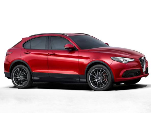 Foto Alfa Romeo Stelvio