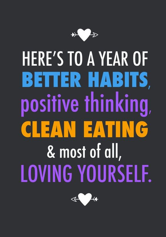 Today's a Fresh Start, a chance to Develop New/Better Habits that'll make this year Successful & Happy