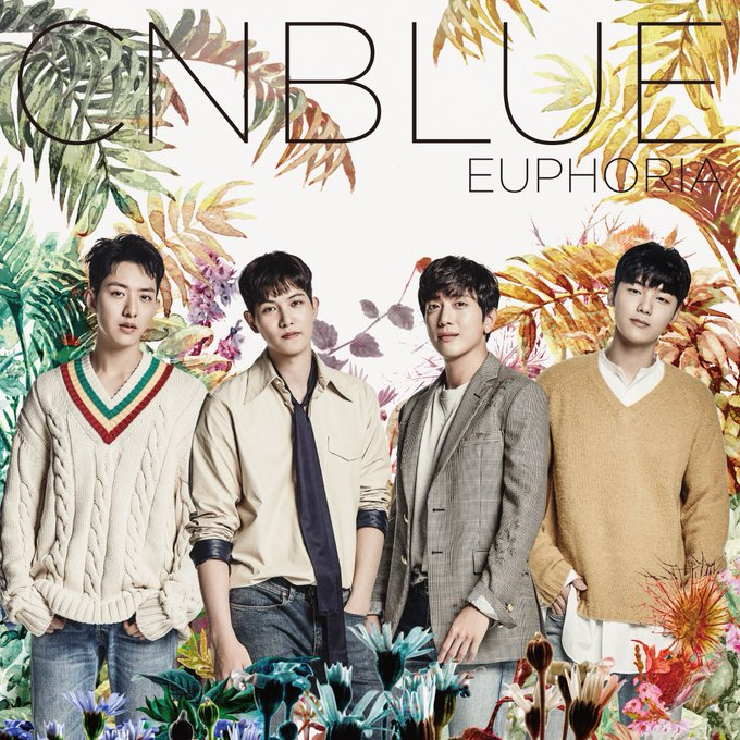 "View image on Twitter {kpop-india}CNBLUE to Release 5th Japanese Album, ""Euphoria"" on October 19th!CrlxrdUUEAARQyA"