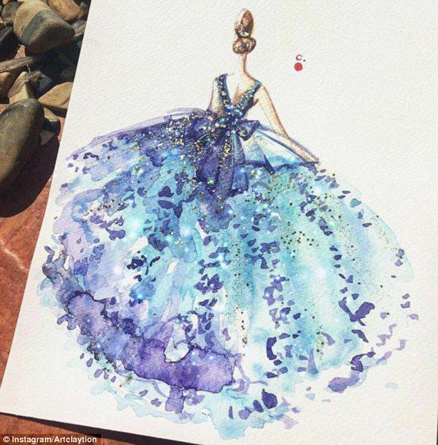 Singaporean Artist Uses Nail Polish To Create Incredible