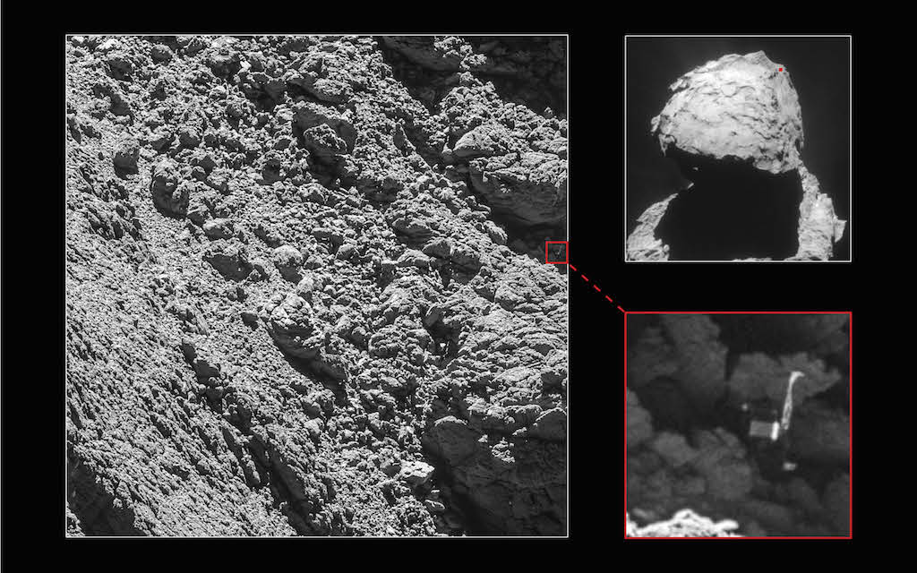 We're about to deliberately crash a $1.5 billion spacecraft into a comet