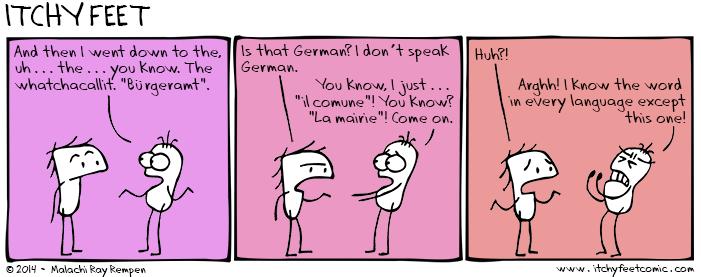 The #Polyglot Nightmare @ItchyFeetComic https://t.co/UTHrVvAhOz