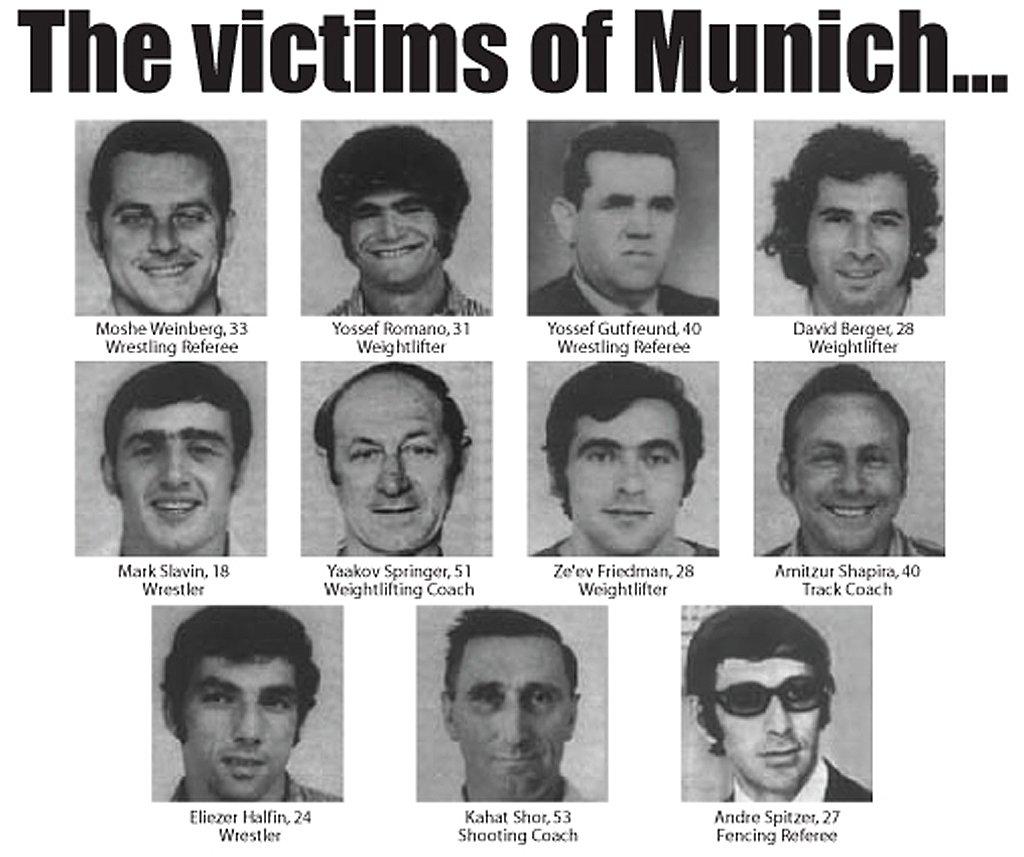 Today in 1972 Palestinian terrorists murdered 11 Israeli athletes at the Munich Olympics. https://t.co/ivAdzqx6KI