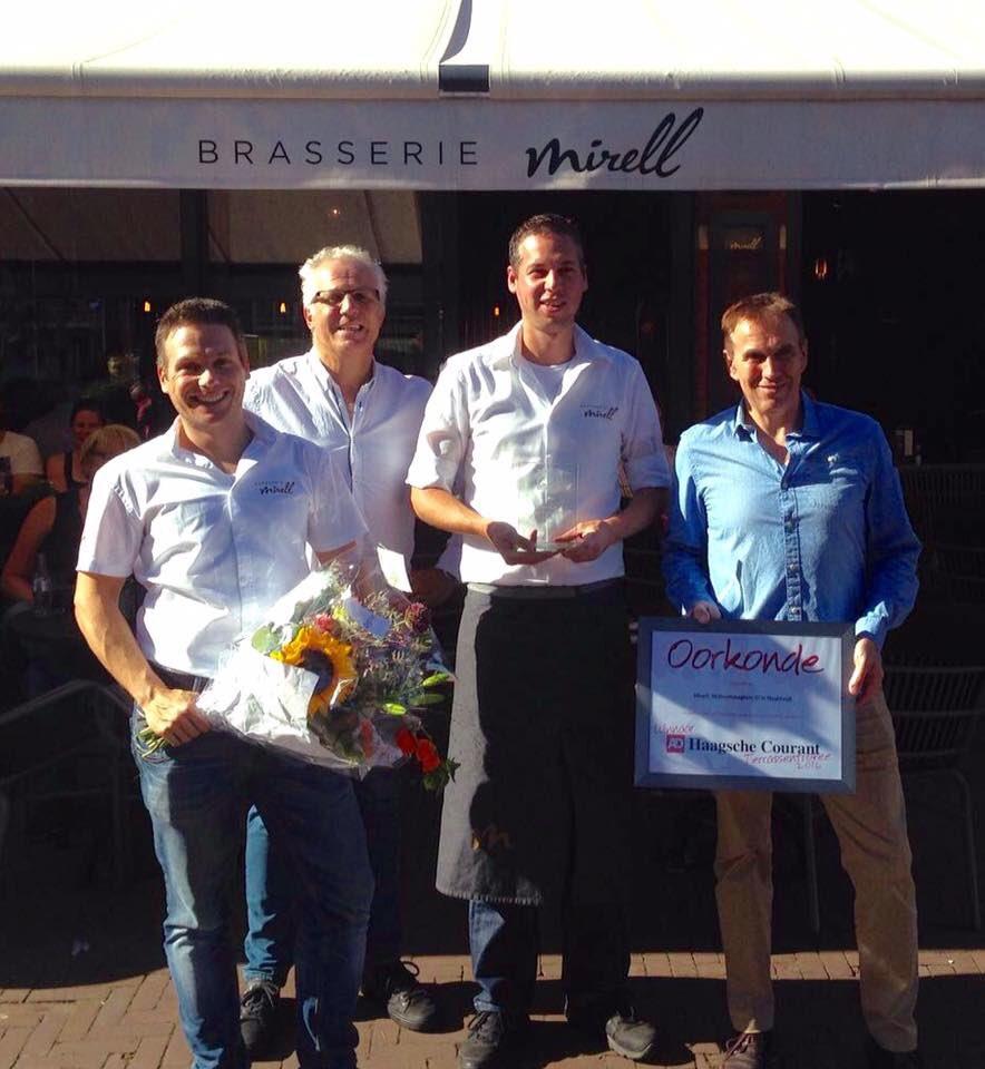 1e plaats terrassen trofee AD Haaglanden! Wat zijn we trots op al onze toppers!! #1eplaats #terrassentrofee #AD https://t.co/IxNE9kVzGW